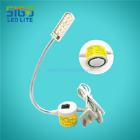 LED sewing machine light D10C 0.8W