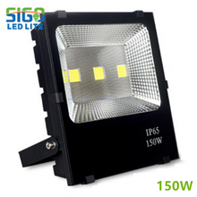 solar LED flood lights 150Watts with heavy duty die casting housing for projects