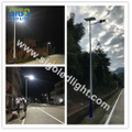 Why do rural areas vigorously promote solar led street lights?